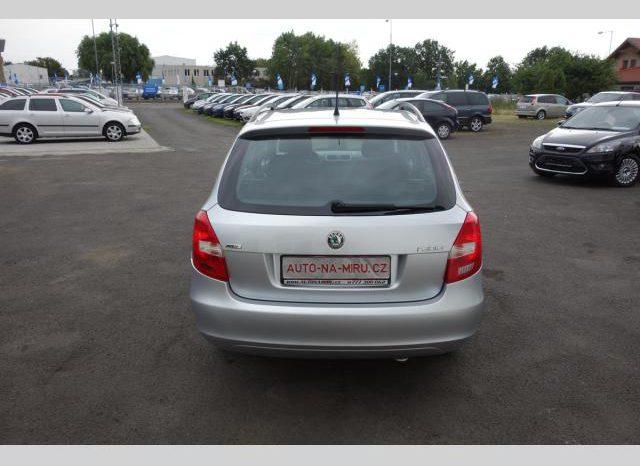 Škoda Fabia 1.4 16V 63kw AMBIENTE WEBASTO full