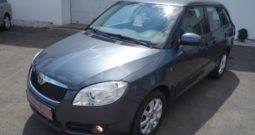 Škoda Fabia 1.4 16V 63kwAMBIENTE ALU PDC