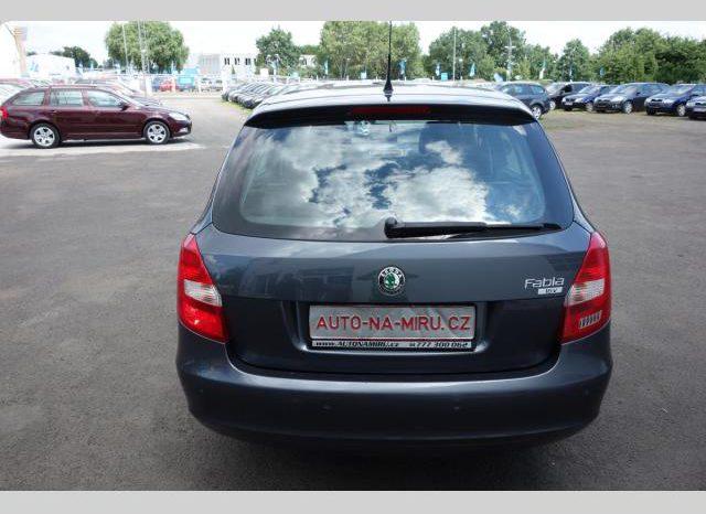 Škoda Fabia 1.4 16V 63kwAMBIENTE ALU PDC full