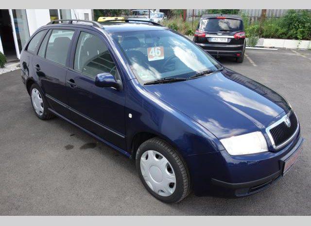 Škoda Fabia 1.4 55 kw AMBIENTE KLIMA TOP full