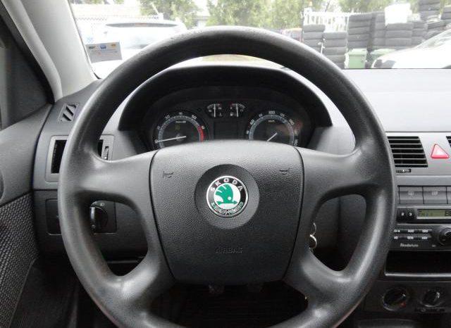 Škoda Fabia 1.4 55kw AMBIENTE vyhř.sed ESP full