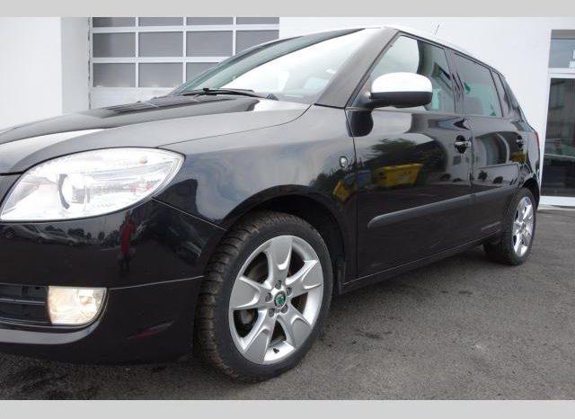 Škoda Fabia 1.4 63kw SPORTLINE CLIMATRONIC full