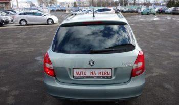 Škoda Fabia 1.4MPI 63kw ELEGANCE ALU TOP full