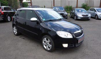 Škoda Fabia 1.4MPI 63kw SPORT BLACK/SILVER full