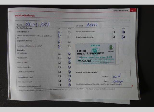 Škoda Fabia 1.4MPI 63kwAMBIENTE CLIMATRON full