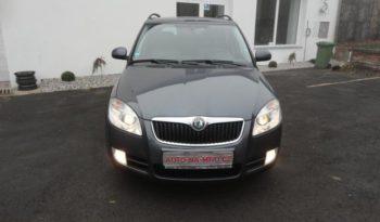 Škoda Fabia 1.4MPI 63kwELEGANCE vyhř.sedač full