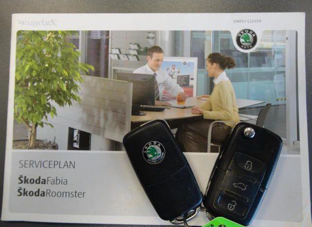 Škoda Fabia 1.4MPI 63kwELEGANCEclimatronic full