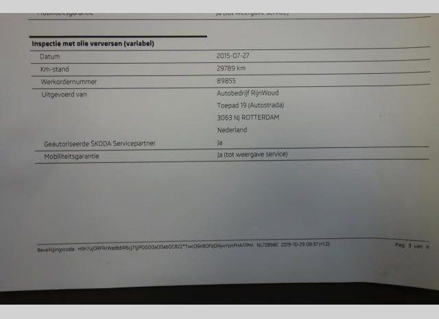Škoda Octavia 1.4TSI 103kw DSG ELEGANCE TOP full