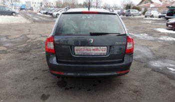 Škoda Octavia 1.4TSI 90kw ELEGANCE FAMILY full