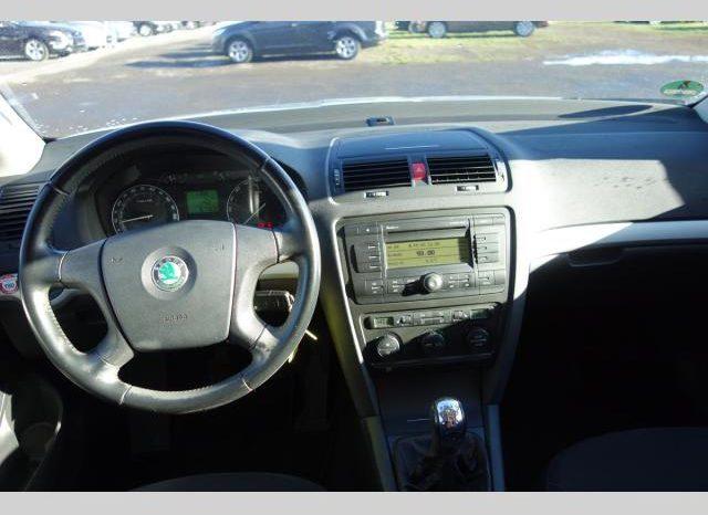 Škoda Octavia 1.6 75kw AMBIENTE 4xvyh.sed full