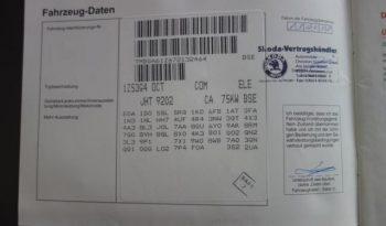 Škoda Octavia 1.6MPI 75kw ELEGANCE ALU PDC full