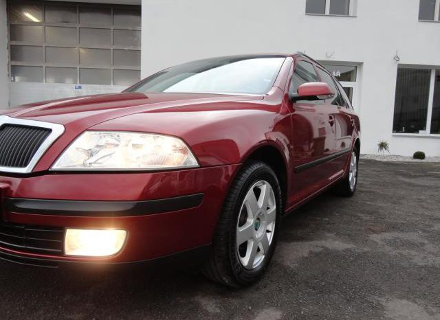 Škoda Octavia 1.6MPI 75kw LAURIN&KLEMENT TOP full