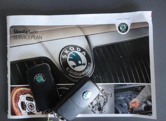 Škoda Octavia 1.6MPI 75kw SPORT RS Design full