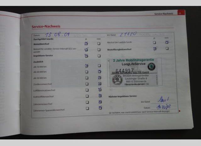 Škoda Octavia 1.6MPI 75kw TEAM EDITION ALU full