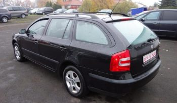 Škoda Octavia 1.6MPI 75kw TEAM EDITION ALU full