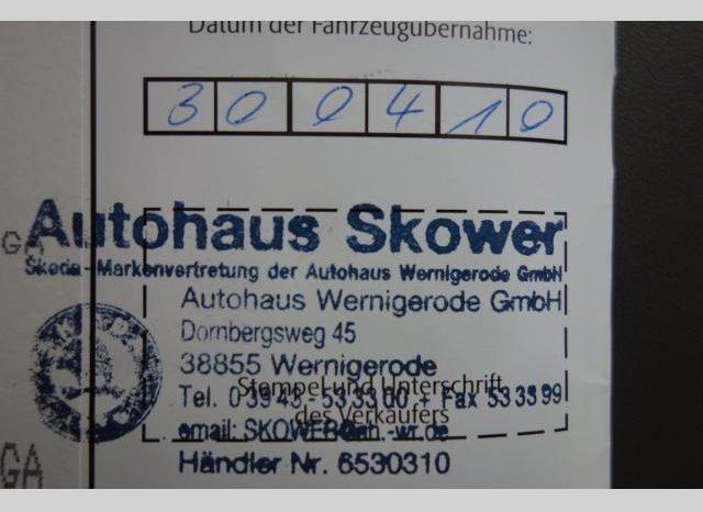 Škoda Octavia 1.6MPI75kwTEAM LPG vyhř.sedač. full