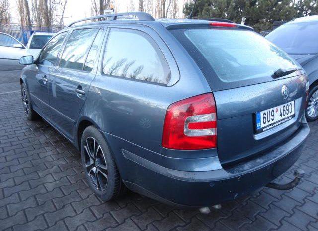 Škoda Octavia 2.0TDI 103kw ELEGANCE vyhř.sed full