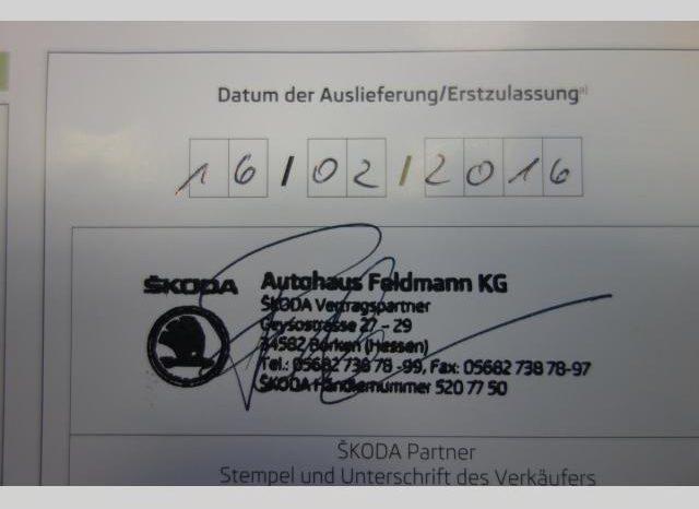 Škoda Octavia 2.0TDI 110kw ELEGANCE Business full