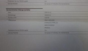 Škoda Octavia 2.0TDI110kw 4×4 SCOUT PANORAMA full