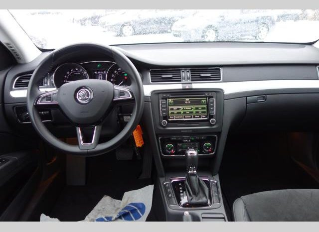 Škoda Superb 2.0TDI 125kw 4×4 DSG ELEGANCE full
