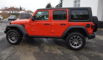 Jeep Wrangler 2.0T200kw4x4 UNLIMITED RUBICON full