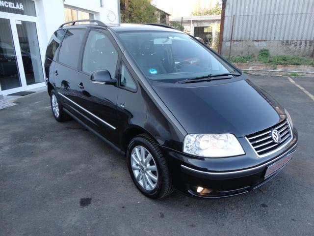volkswagen sharan 1 8t 110kw business navi top auto na m ru. Black Bedroom Furniture Sets. Home Design Ideas