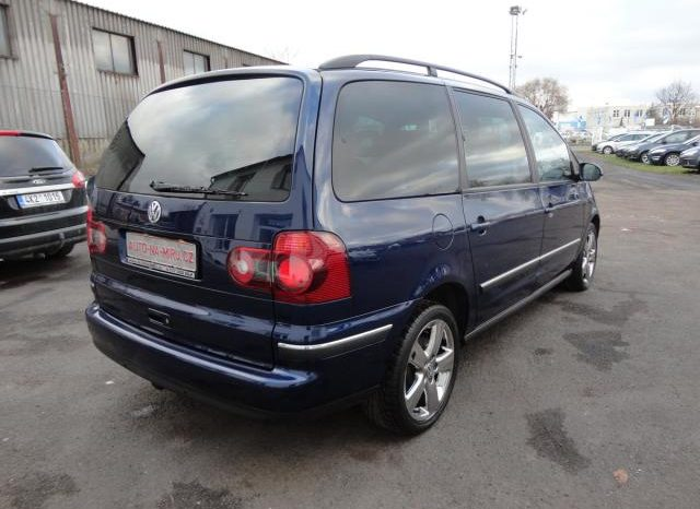 Volkswagen Sharan 2.8 6V 150kwBUSINESS XENON TOP full