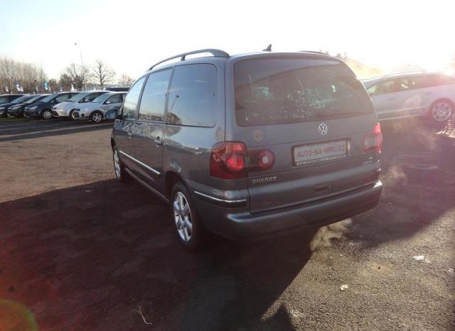 Volkswagen Sharan 2.8 V6 150kw 4MOTION BUSINESS full