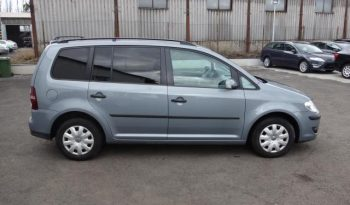 Volkswagen Touran 1.6MPI 75kw BUSINESS 7 míst full