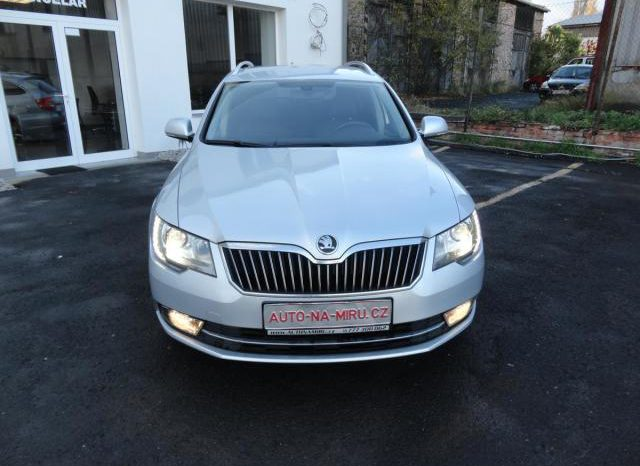 Škoda Superb 2.0TDI 125kw ELEGANCE FACELIFT full